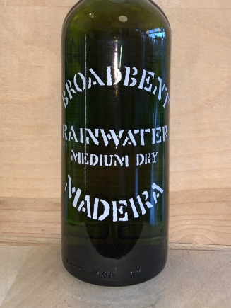 Broadbent, Medium Dry Rainwater Madeira 375 ml