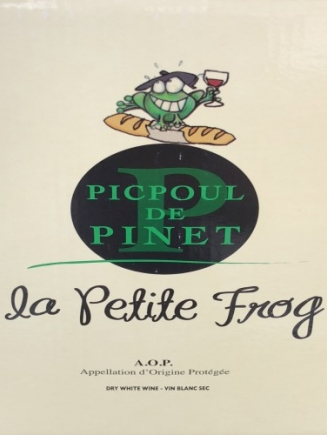 Hugues Beaulieu Picpoul De Pinet 3L