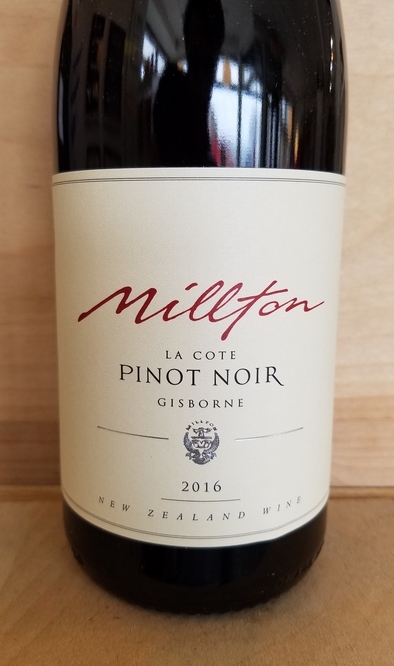 Millton Vineyards, La Côte Pinot Noir