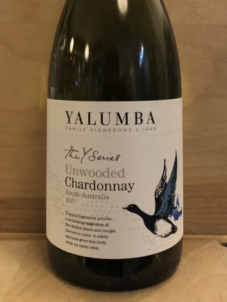 Yalumba Y Series Unwooded Chardonnay