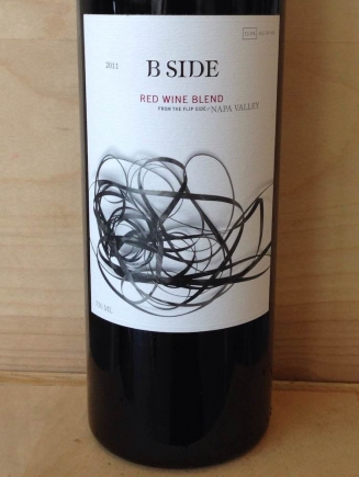 B Side Red Blend