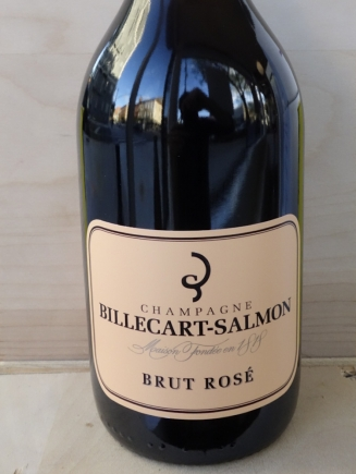 Billecart-Salmon Rose Champagne Brut Reserve
