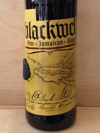 Blackwell Gold Jamaican Rum