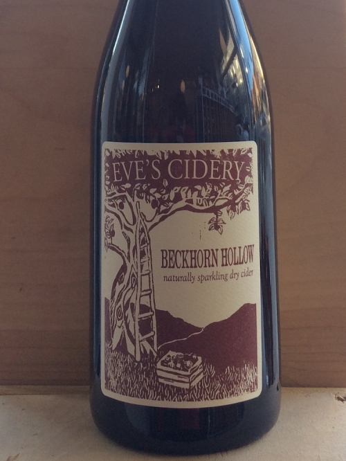 Eve's Cidery Beckhorn Hollow Traditional Sparkling Cider