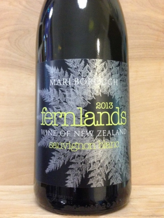 Marisco Fernlands Sauvignon Blanc Marlborough