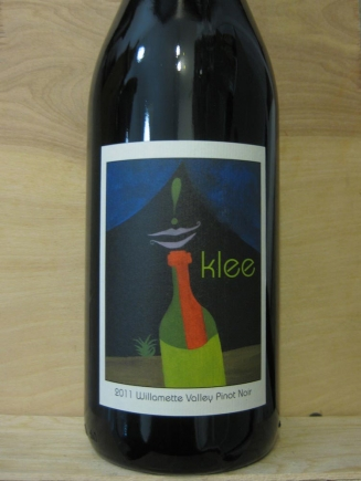 Roots Wine Co Klee Pinot Noir – Willamette Valley