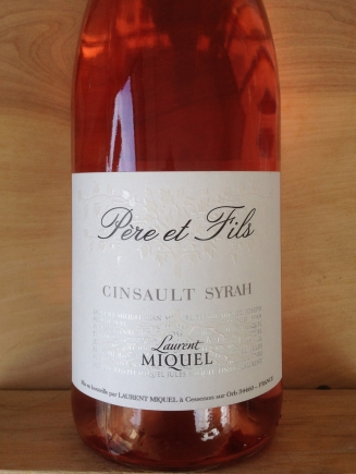 Laurent Miquel Cinsault Syrah Rose