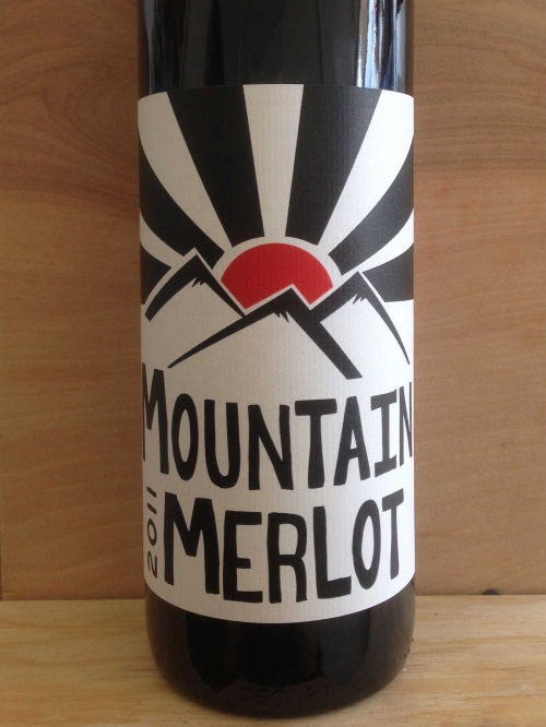 The Magnificent Wine Company Mountain Merlot