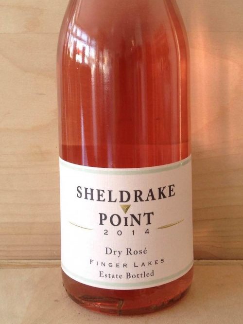 Sheldrake Point Dry Rosé