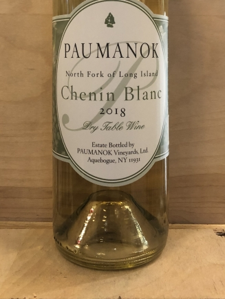 Paumanok Vineyards Chenin Blanc