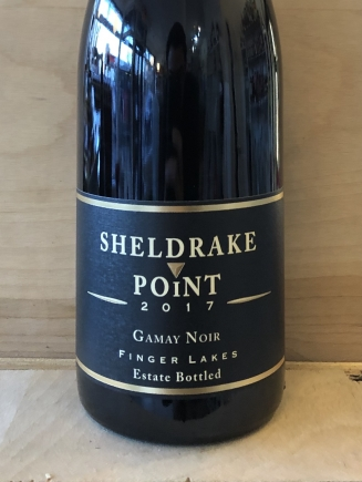 Sheldrake Point Finger Lakes Gamay
