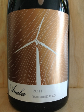 Anaba Turbine Red Rhone Blend