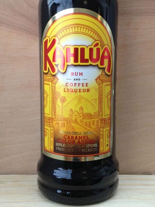 Kahlua Coffee kahlua coffee liqueur tipsy