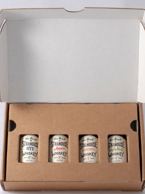 Van Brunt Stillhouse Whiskey Gift Set
