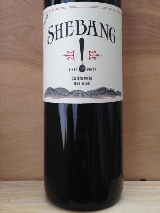 Sherman & Hooker Shebang! Red Eighth Cuvee